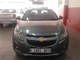 Chevrolet Cruze 1.6 LS, 2013 Model with 90000Km, Sun-roof, Leather