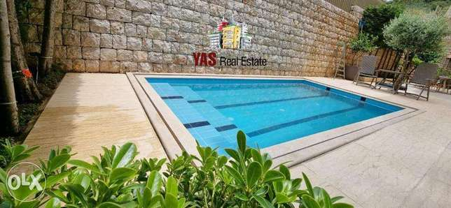 Sheileh 210m2 | 170m2 Terrace | Exceptional | Pool | Furnished |