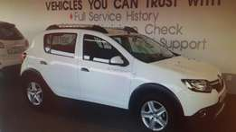 Renault Sandero Stepway Turbo