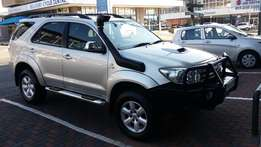 2010 Toyota Fortuner 3.0 D-4D 4x4 manual, 97 000km for R289 990.00