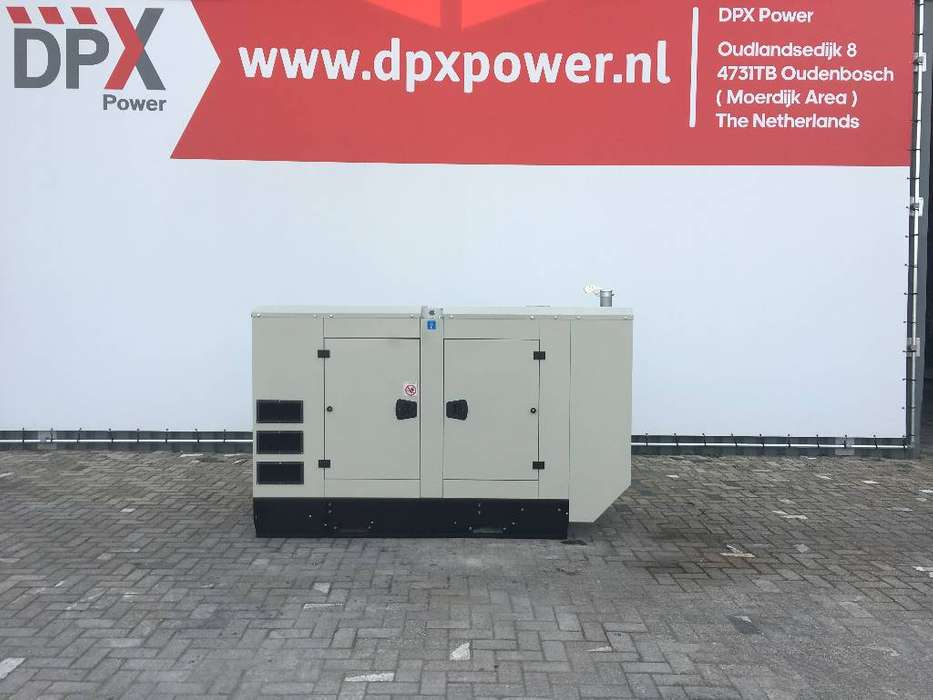 Deutz-fahr TD226B-3D - 60 kVA Generator - DPX-19501 - 2019