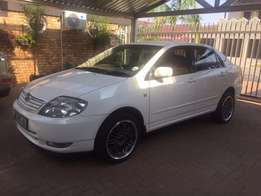 Toyota Corolla 180i gsx superb condition