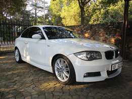 2008 BMW 125i Series Coupe