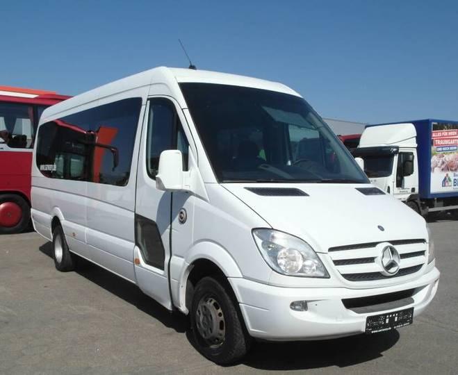 Mercedes-Benz O 519 Cdi Sprinter/ Euro 5/ Klima/ 20 Sitze/516 - 2012