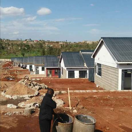 50*100 prime plots for sale in Murang'a county. Muranga Town - image 2