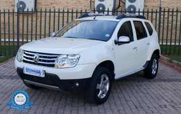 8833 Renault Duster 1.6