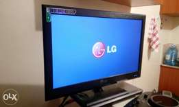 LG TV (flat screen)