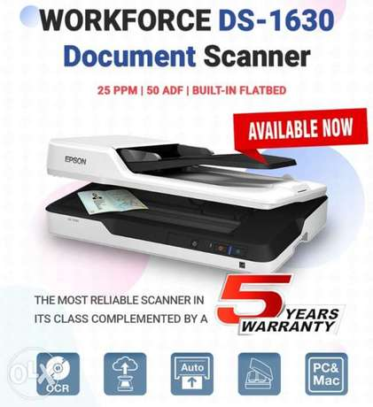 Epson documents scanner
