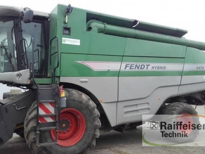 Fendt 9470x - 2012