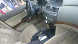 Honda accord tokunbo 2008