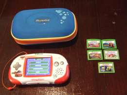 LeapFrog Leapster Explorer with 5 Games
