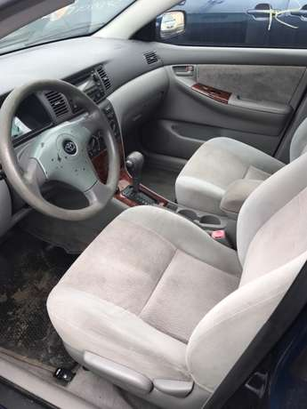 Toks 2006 Toyota Corolla LE. Forest Green color. Accident-free! Ikeja - image 3