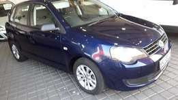2016 polo vivo tiptronic