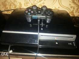 Hacked ps3 with games