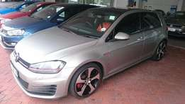 2014 GOLF VII TSI GTI Manual 162KW (5G19TX)
