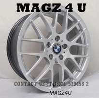 "Mags 4 u wheel & tyre experts.19""bmw 1m rep 5/120.contact for price"