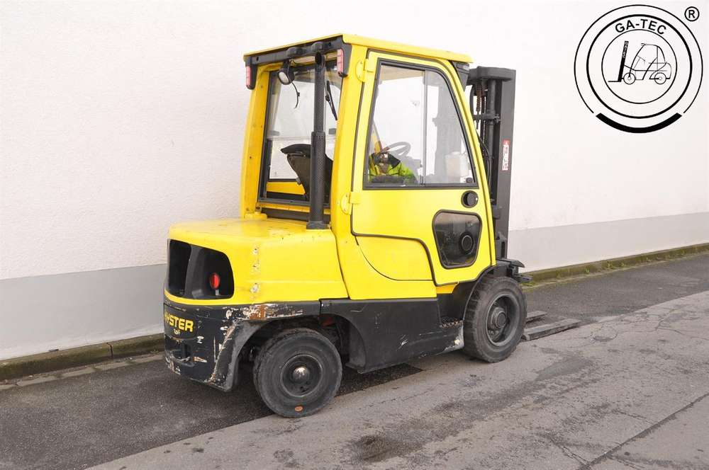 Hyster H3.5FT - 2007 - image 6