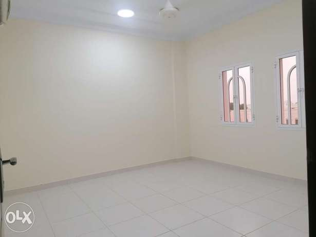 Two BR flat for rent at Ghobra near Ground Mall