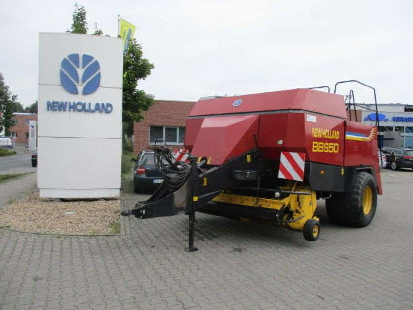 New Holland Bb 950 S Einsatzbereit - 2002