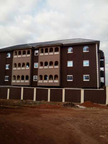 Brand new 3 bedroom flats for rent at Top land for 300k Enugu North - image 1