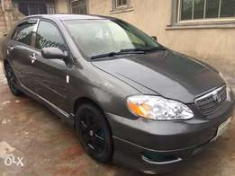 A clean Corolla Sport for Urgent Sale