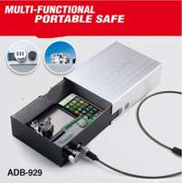 Portable safe, Multi-functional, use in your home, car or office.