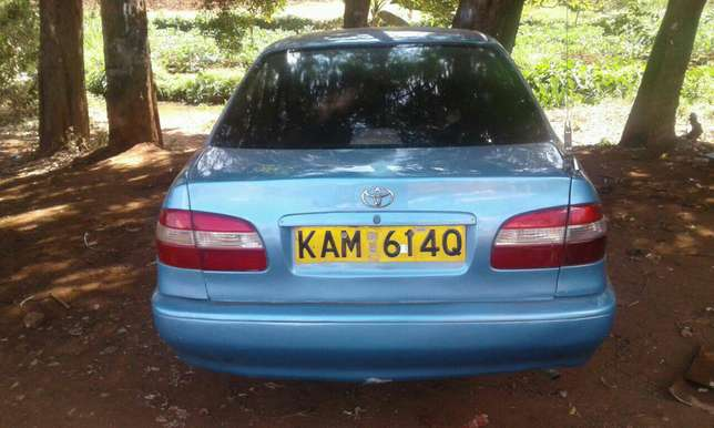 Quick sale! A super clean Toyota 110 KAM available at 350k neg! Naivasha - image 6