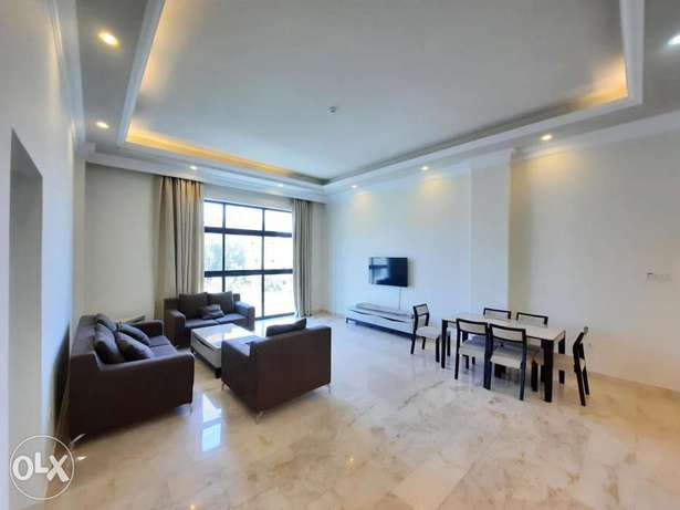 Brand new 3bhk fully furnished flat for rent in Um Al Hassam
