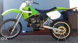 1996 KX125 original for sale