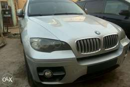 BMW X6 (2009) thumbstart ignition
