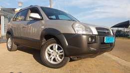 2007 Hyundai Tucson 2.0 GLS in Great Condition only Call Tessa Great