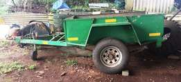 Trailer for sale - Heavy duty trailer - Galvanized Trailer - Trailer