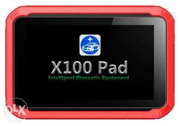 XTOOL X100 PAD Tablet Key Programmer With EEPROM Adapter