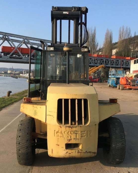 Hyster h13.00xl - 1991 - image 4