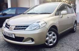 Nissan Tiida KCN Gold in colour/balck also available both Hatch back!