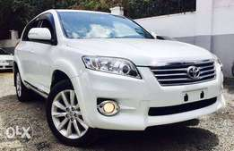 Toyota Vanguard 5 seater just arrived at 2.3m
