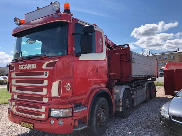 Scania R480LB8X4A - 2009