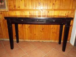 Display table for Sale (Rose wood of color)