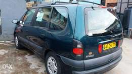 Renault Espace luxury family car. Toks. Full option. just pay and driv