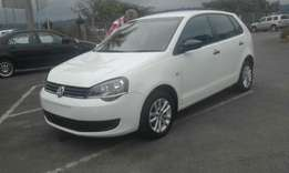 A Classic 2015 Volkswagen 1.4 Polo vivo Conceptline with only 30000km!