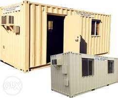 Genuine Containers & Plots for Sale.