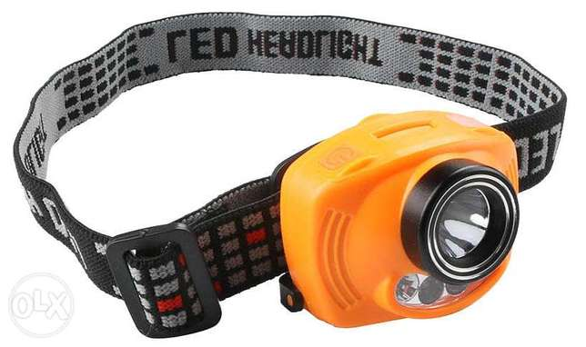 Brand New Induction Mini Headlight DX-1310