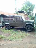 Landrover 110 in good working condition now selling