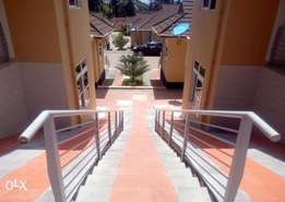 2 Bedrooms, Furnished, Apartment at Mbezi Beach.