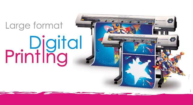 Digital Printing and Offset Printing Nairobi CBD - image 1