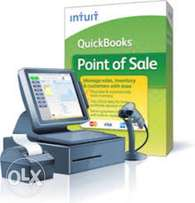 Quickbooks Point Of Sale V9 with Crack.