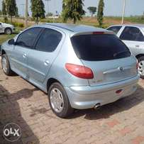 Super Clean Peugeot 206 For Sale