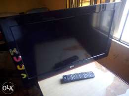 LG LCD 26 Inches TV.