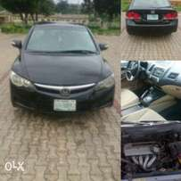 Neatly used Honda civic 2007