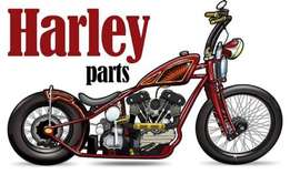 Harley Davidson Accessories and spare parts